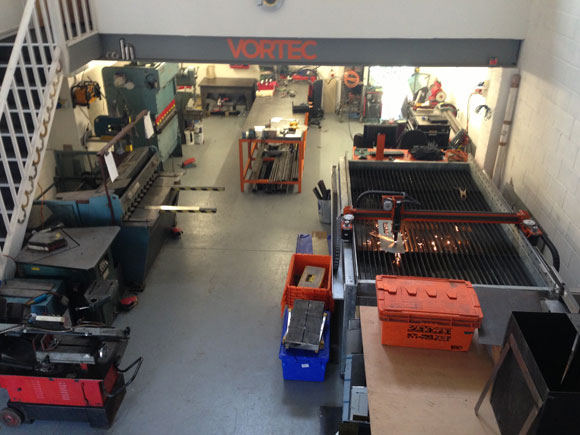 Vortec Workshop